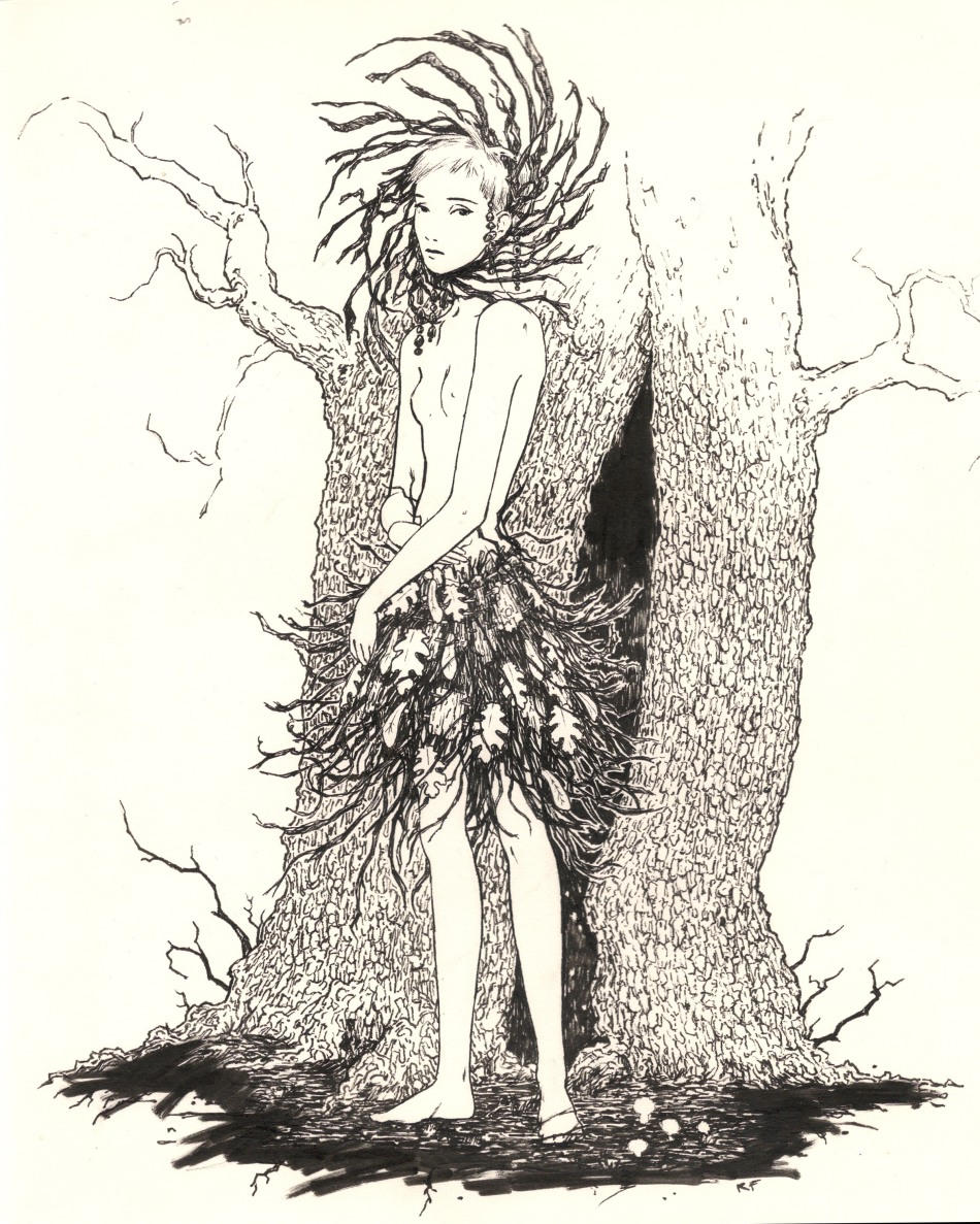 forest nymph0001